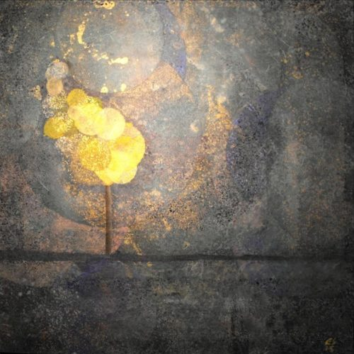 A Chiaro della notte by artist Elenca Secci
