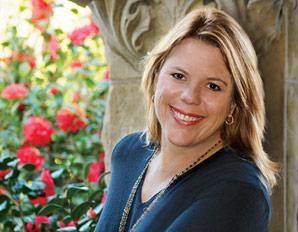 Author Laura Fraser