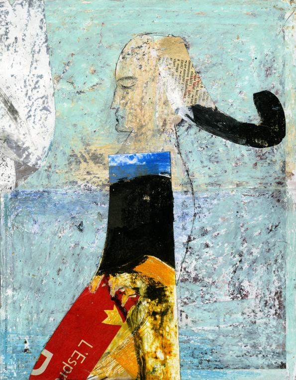 Artist Francesco Chiaccio - Janet