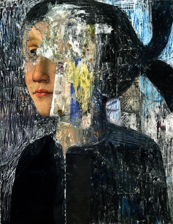 Artist Francesca Chiaccio