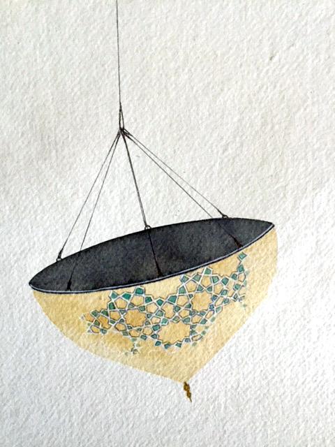 Floating Dome by artist Maryam Rastghalam